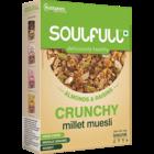 Soulfull Millet Muesli Crunchy 450 g