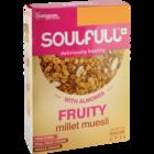 Soulfull Millet Muesli Fruity 450 g