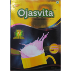 Sri Sri Ayurveda Ojasvita Delicious Strawberry Drink 7 Power Herbs Refill 500 g