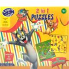 Sterling 2 In 1 Tom & Jerry Puzzles Promo 1 pc