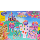 Sterling 3 In 1 Barbie Game 1 pc
