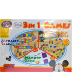 Sterling 3 In 1 Game Mickey 1 pc
