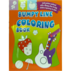 Sterling Bumpy Line Colouring Book 1 pc