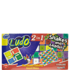 Sterling Ludo (2 in 1) Board Game 1 Pc
