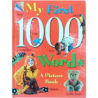 Sterling MY First 1000 Words Big Book 1 pc