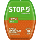 Stop-O Power Bag Apple Cinnamon Air Freshener 1 pc