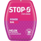 Stop-O Power Bag Melon Air Freshener 1 pc