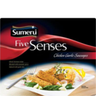 Sumeru Five Senses Chicken Garlic Sausages 200 g