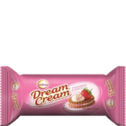 Sunfeast Dream Cream Strawberry Vanilla Cream Biscuit 60 g