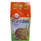 Sunfeast Farmlite Oats & Almonds Cookies 150 g