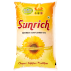 Sunrich Sunflower Oil 1 Ltr