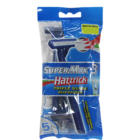 Supermax Hattrick Triple Blade Disposable Razor 5 pc