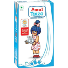 Amul Taaza Homogenised Toned Milk 1 ltr