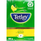 Tetley Green Tea Lemon Loose Pouch 100 g