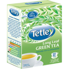 Tetley Long Leaf Green Tea 100 g