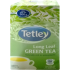 Tetley Long Leaf Green Tea 500 g