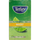 Tetley Super Green Tea Bag Boost 30 pcs