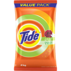 Tide Plus Jasmine & Rose Detergent Powder 4 kg