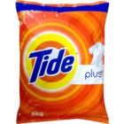 Tide Plus Detergent Powder 6 kg