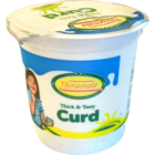 Tirumala Plain Curd Cup 200 ml
