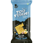 Too Yumm Butter Garlic Wheat Thins High Protein High Fibre 70 g