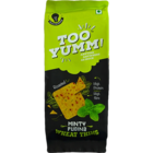 Too Yumm Minty Pudina Wheat Thins High Protein High Fibre 70 g