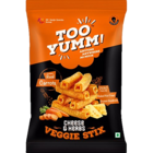 Too Yumm Veggie Stix Cheese & Herbs 60 g