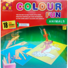 Toysbox EaColour Fun Animals 1 pc