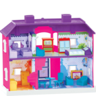 Toyzone Disney Princess Country Doll House 24 Pcs 1 pc