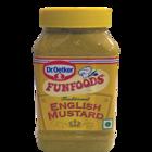 Fun Foods Traditional English Mustard Sauce 300 g