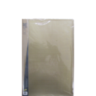Trio Metaline Clear Book 20 Pockets FC Size 1 Pc