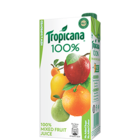 Tropicana Mixed Fruit 100% Juice 1 Ltr
