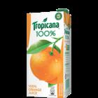 Tropicana Orange 100% Juice 1 Ltr