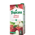 Tropicana Apple Delight Fruit Juice 1 Ltr
