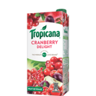 Tropicana Cranberry Delight 1 Ltr