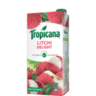 Tropicana Litchi Delight Fruit Juice 1 Ltr