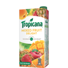 Tropicana Mixed Fruit Delight Fruit Juice 1 Ltr