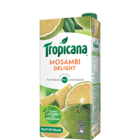 Tropicana Mosambi Delight Fruit Juice 1 Ltr