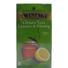 Twinings Green Lemon & Honey Tea Bags 25 Nos
