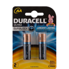 Duracell Ultra AA Battery 2 pc