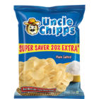 Uncle Chipps Plain Salted Potato Chips 60 g