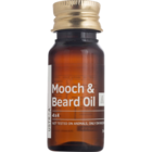 Ustraa Mooch & Beard Oil Woody Bottle 4x35 ml
