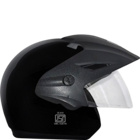 Vega Cruiser Open Face Helmet with Peak 1 pc