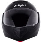 Vega Crux Flip up Plain Helmet 1 pc