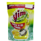 Vim Power of 100 Lemon Liquid Dishwash 1 Ltr