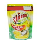 Vim Drop Lemon Dishwash Pouch 500 ml