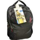 Skybags Fox Laptop Backpack Black 1 pc