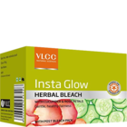 VLCC Insta Glow Herbal Bleach 54 g