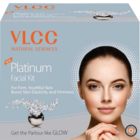 VLCC Platinum Facial Kit Box 60 g