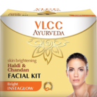 VLCC Skin Brightening Haldi Chandan Face Kit 50 g